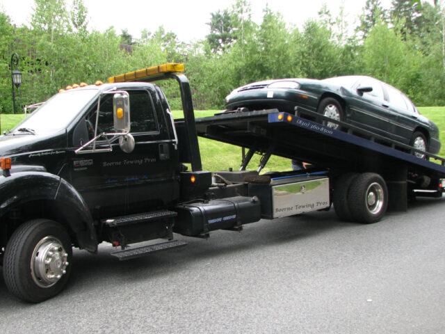 24 hour recovery towing